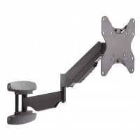 """VALUE LCD/TV Wall Mount, 107 cm (23''- 42""""), 6 Joints, black"""
