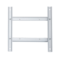 ROLINE VESA Adapter 100x100-100x200/200x200, variable, silver