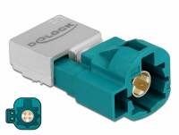 Delock HSD Z male +2 power pins PCB