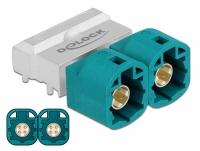 Delock HSD Z plug 2 x PCB