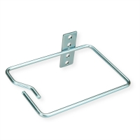 """Roline 19"""" Cable Manager, 140x100mm, metal"""