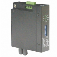 ROLINE Industrial Converter 10/100Base-T - Multimode Optical Fiber, ST