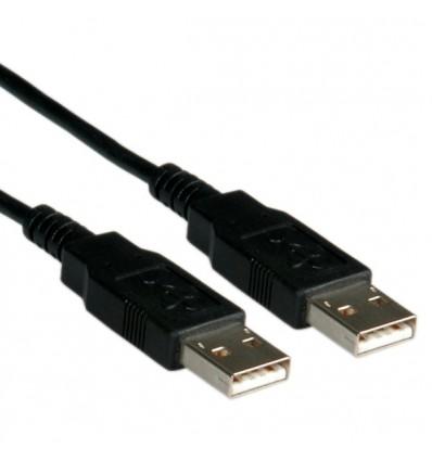ROLINE USB 2.0 Cable, Type A-A 4.5 m
