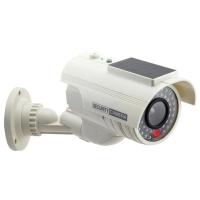 VALUE Dummy IR Outdoor Camera with LED Flashlight