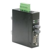 ROLINE Industrial Converter RS232 - Multimode Optical Fiber, ST