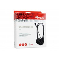 CHAT HEADSET, Equip
