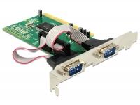 Delock PCI Card > 2 x Serial