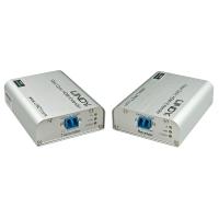 Lindy 300m/450m Fibre Optic HDMI 10.2G Extender