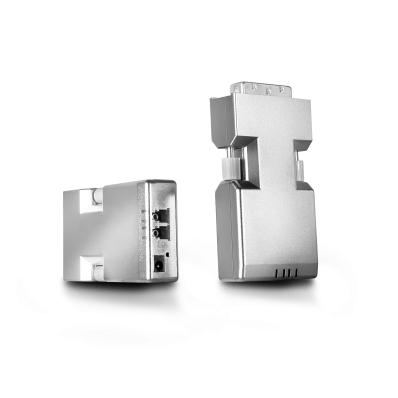 Lindy 1500m Fibre Optic DVI-D Single Link Extender