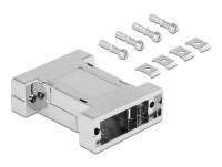 Delock Housing for 2 x D-Sub 15 pin