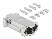 Delock Housing for 2 x D-Sub 9 pin