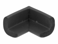Delock Foam Edge Protection self-adhesive 56 x 56 x 33 mm black