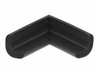 Delock Foam Edge Protection self-adhesive 56 x 56 x 22 mm black