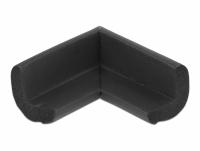 Delock Foam Edge Protection self-adhesive 70 x 67 x 35 mm black