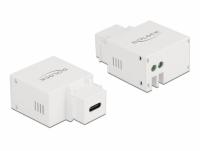 Delock Keystone Module USB Type-C™ Charging Port 2.1 A white