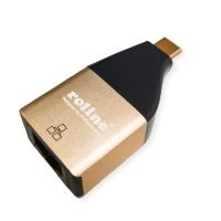 ROLINE GOLD USB 3.2 Gen 2 to Gigabit Ethernet Converter