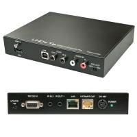 Lindy 100m Cat.6 HDBaseT HDMI 10.2G, USB, Audio, IR & RS232 KVM Extender - Transmitter