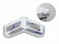 Delock Edge Protection self-adhesive 40 x 40 x 13 mm transparent