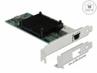 Delock PCI Express x8 Card 1 x RJ45 10 Gigabit LAN i82599