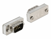 Delock RS-232/422/485 Loopback adapter with DB9 male
