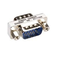 ROLINE Mini Gender Changer, 15-pin HD M - M