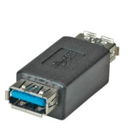 ROLINE USB 3.0 Adapter, Type A F to Type A F