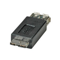 ROLINE USB 3.0 Adapter, Type A F to Micro B M