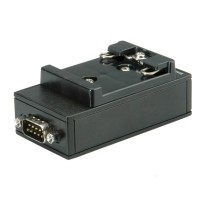 ROLINE USB 2.0 to RS232 Adapter, for DIN Rail 1 Port