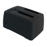 VALUE 2.5 + 3.5 SATA HDD Docking Station, USB3.0, HD Copy-Function