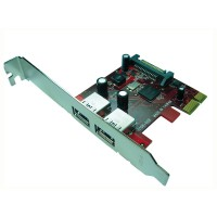 ROLINE PCI-Express Adapter, 2 USB 3.0 Ports