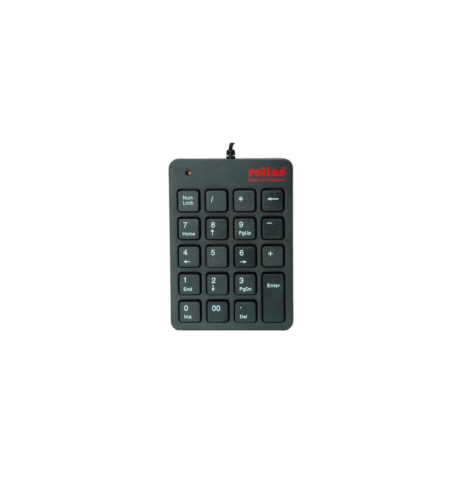 Roline Numeric Keypad Usb Keyboard